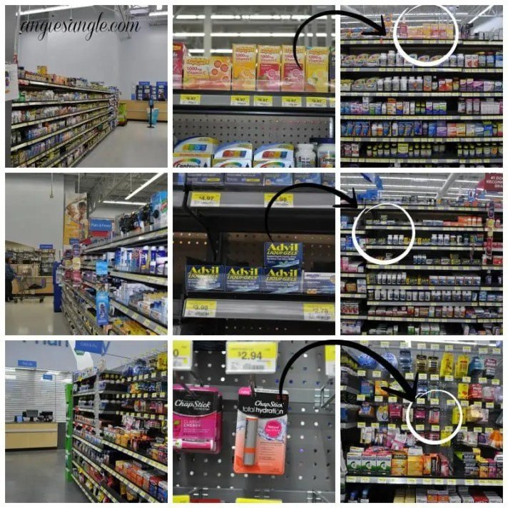 Need In Your Purse - Where To Locate in WalMart