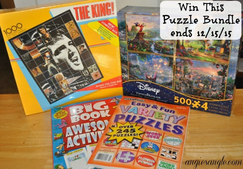 Tis The Season Giveaway Hop - Puzzle Bundle