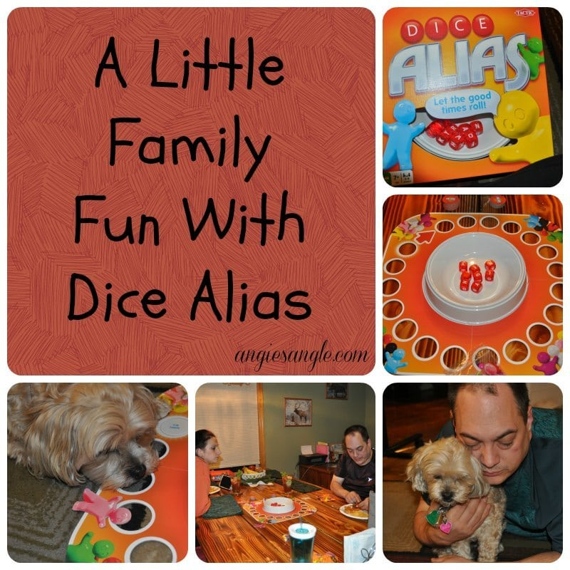 A Little Family Fun With Dice Alias