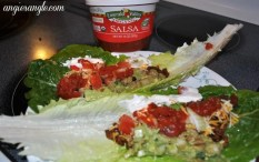 Lettuce Tacos That Pop - Plated Tacos