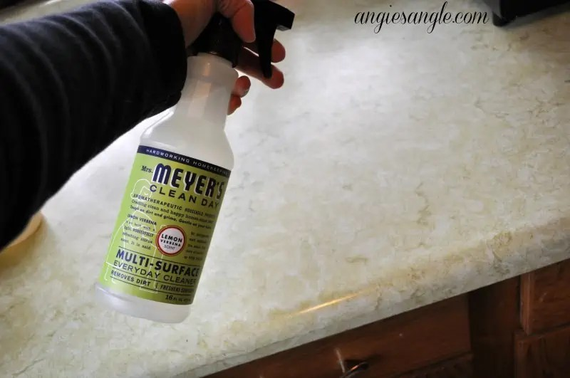 Take The Chore Out Of Cleaning - Mrs Meyers Clean Day Multi-Surface Everyday Cleaner