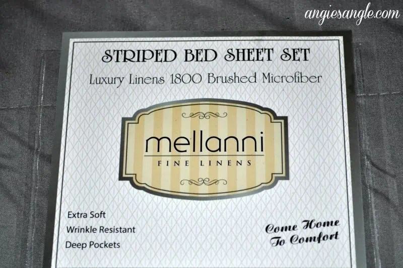 Silky Softness Of Mellanni Sheets - Outer Package