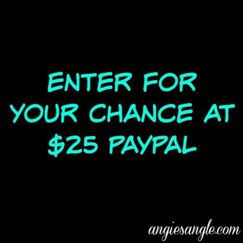 Win $25 PayPal
