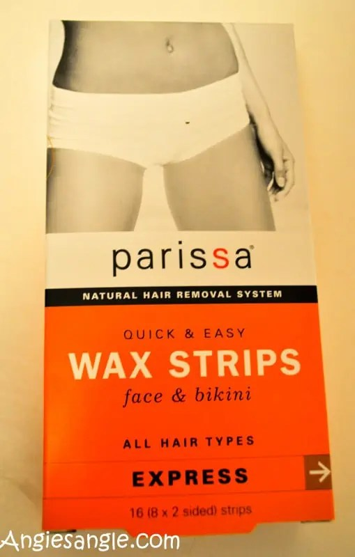 Parissa Wax Strips from Social Nature #BeautyMonday