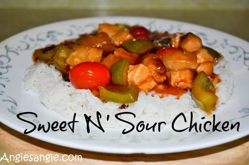 How To Make A Comfort Food of Sweet n' Sour Chicken #NewComfortFood #ad
