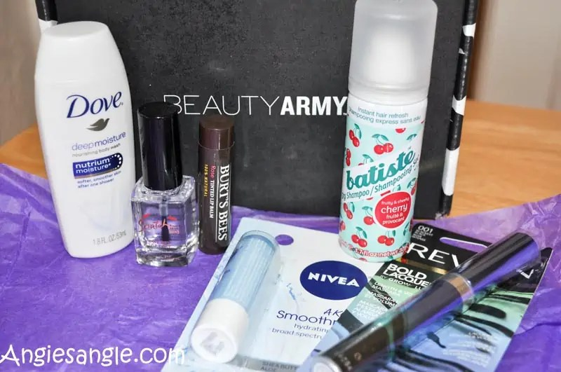 How Did I Like the Beauty Army Box? #BeautyArmy #BeautyMonday