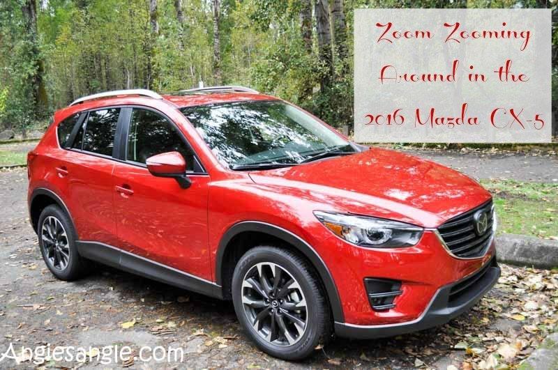 Zoom Zooming Around in the Mazda CX-5 #DriveShopUSA #DriveMazda