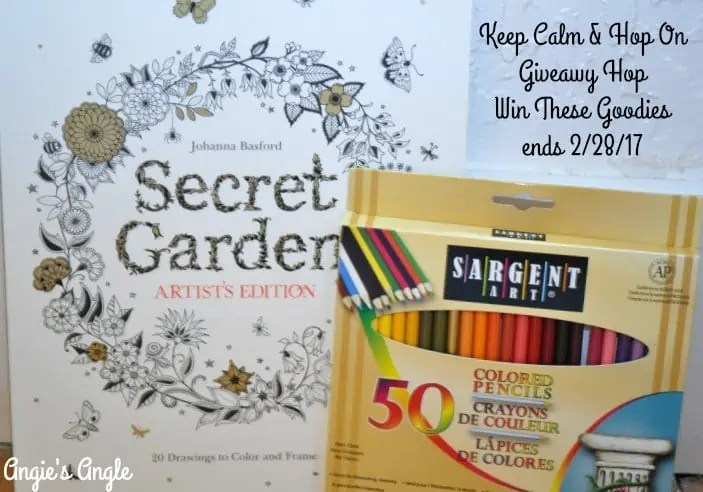 Win Color Book and Pencils