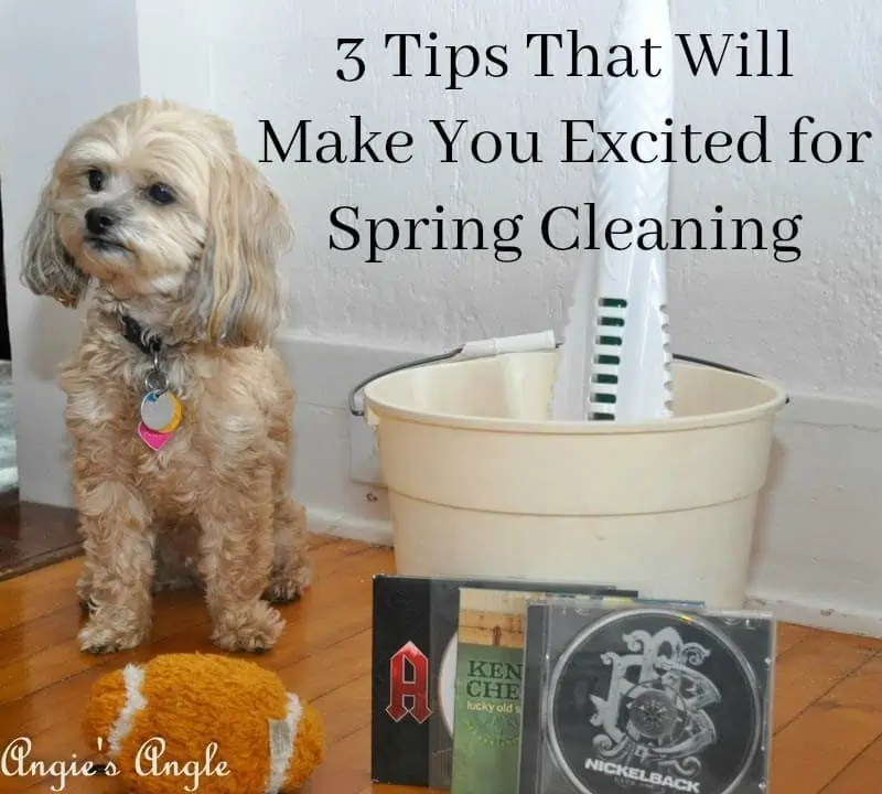 These 3 Tips Will Make You Excited for Spring Cleaning #ad #LibmanSpringCleaning