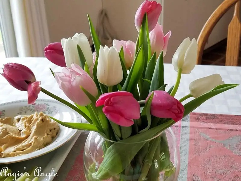 2017 Catch the Moment 365 Week 16 - Day 106 - Easter Flowers