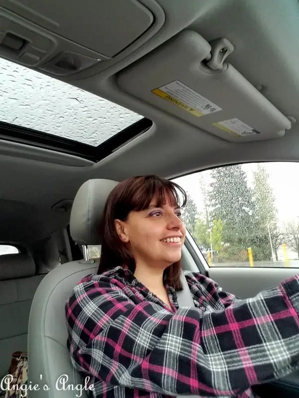 2017 Catch the Moment 365 Week 17 - Day 114 - Driving to Spirit Mountain Casino