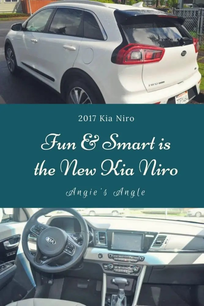 New Kia Niro - Hero
