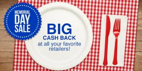 Memorial Day Sales with Swagbucks