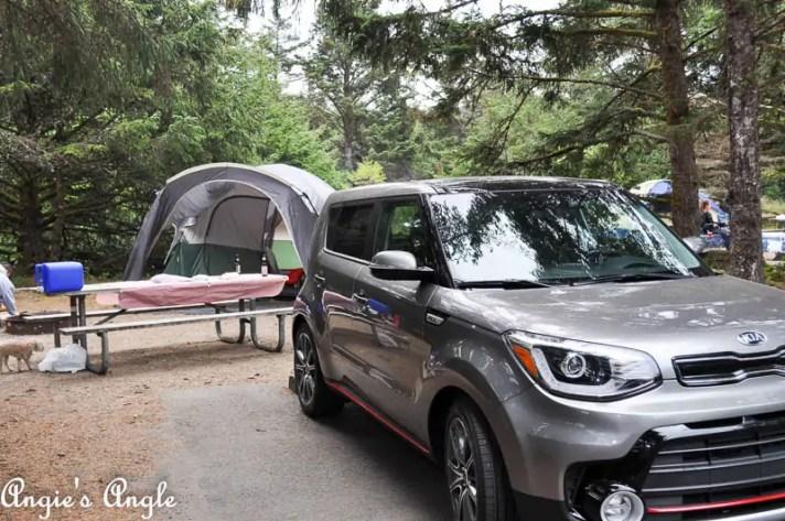 Camping Adventure in the Kia Soul Turbo-7