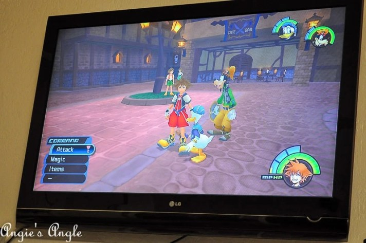 2017 Catch the Moment 365 Week 47 - Day 323 - Kingdom Hearts