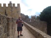 On Sao Jorge Castle
