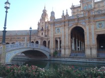 Seville Spanish Square