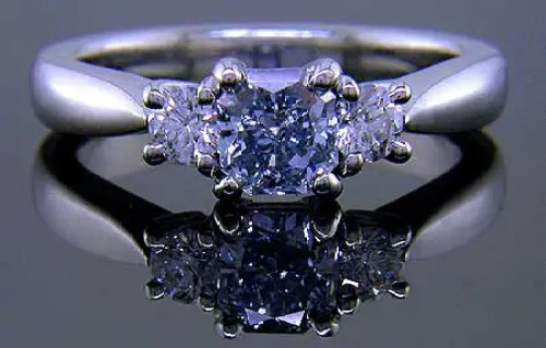 Blue Ring of Love