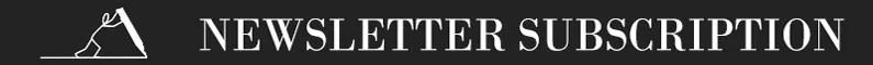 newsletter subscription header 795x60 Newsletter