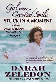 Girl with the Crooked Smile by Darah Zeledon1 Book of the Week