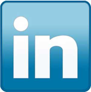 linkedin logo Using LinkedIn