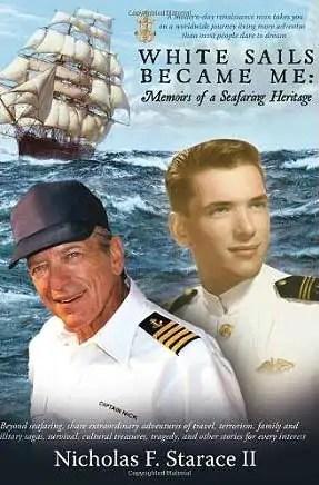 White Sails Became Me by Nicolas F. Starace II1 Review: White Sails Became Me
