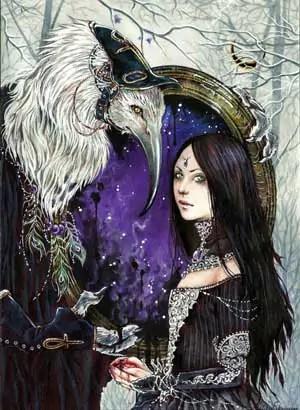 dark queen final illustration by nelleke1 The Dark Queen