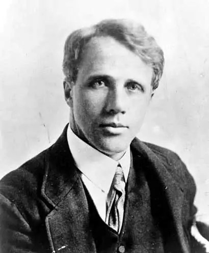 Robert Lee Frost1 To Start the World All Over, Come Then to the Sea…