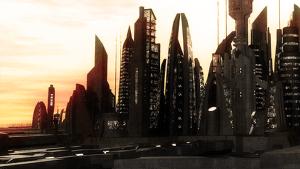 futuristic-setting