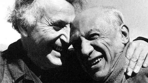 Chagall and Picasso If it Looks and Sounds Like a Poem