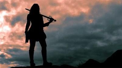 woman-warrior