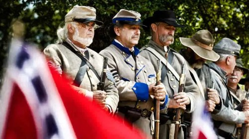 What's in a Flag? - Confederates