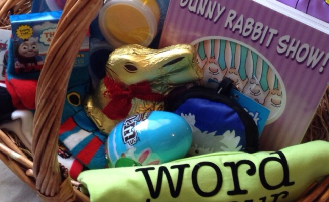 Two Year Old Easter Basket Angie S Nest