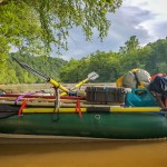 rafting the French Broad River