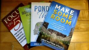 Angie Mattson Stegall Author
