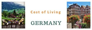 cost of living Germany logo