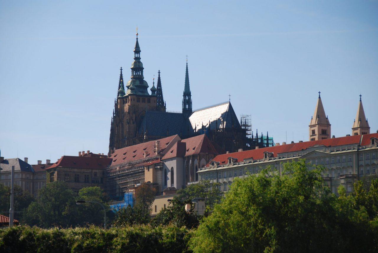 Prague, Prag cathedral