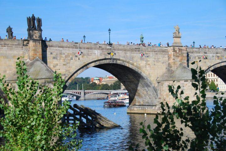 Charles Bridge, Karlsbrücke