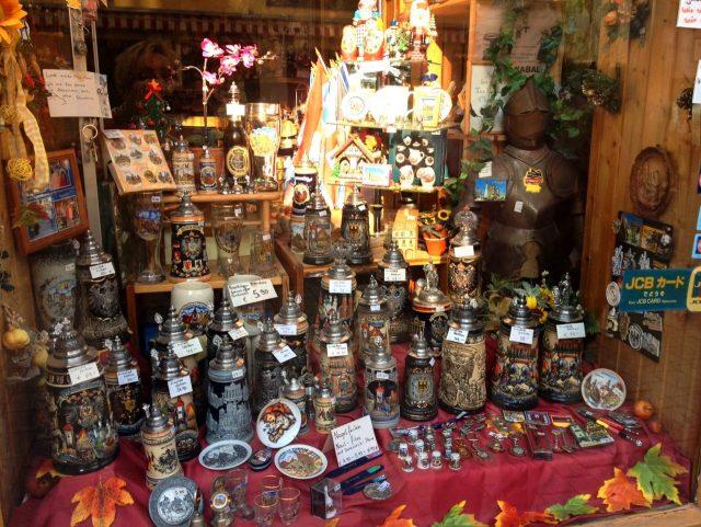 Rothenburg Antiques stores, Biersteins