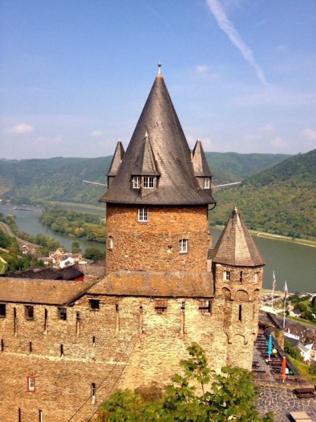 Burg Stahleck Bacherach am Rhein, Rhine