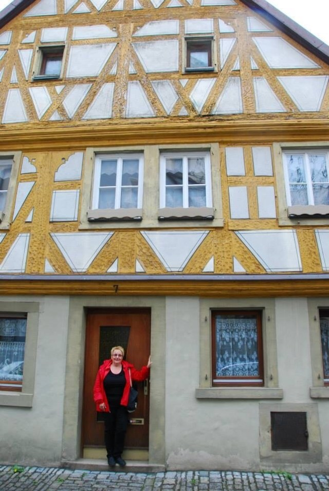 German Timbered Style Homes