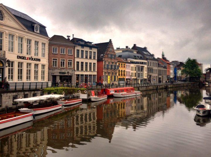 Ghent, Belgium Architecture