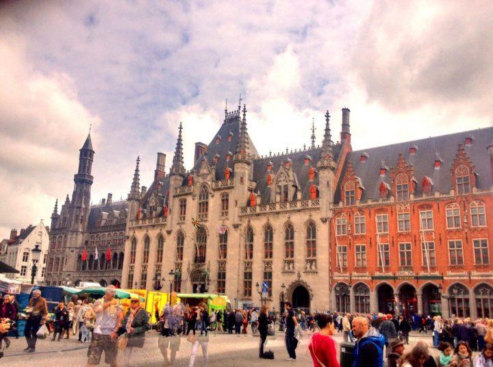 Brugge, Belgium Architecture