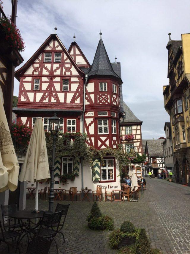 """""""Altes Haus"""" Guesthouse, Bacharach am Rhein, Rhine"""