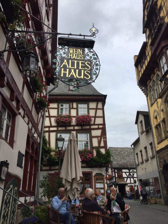 Altes Haus Guesthouse, Bacharach am Rhein, Rhine