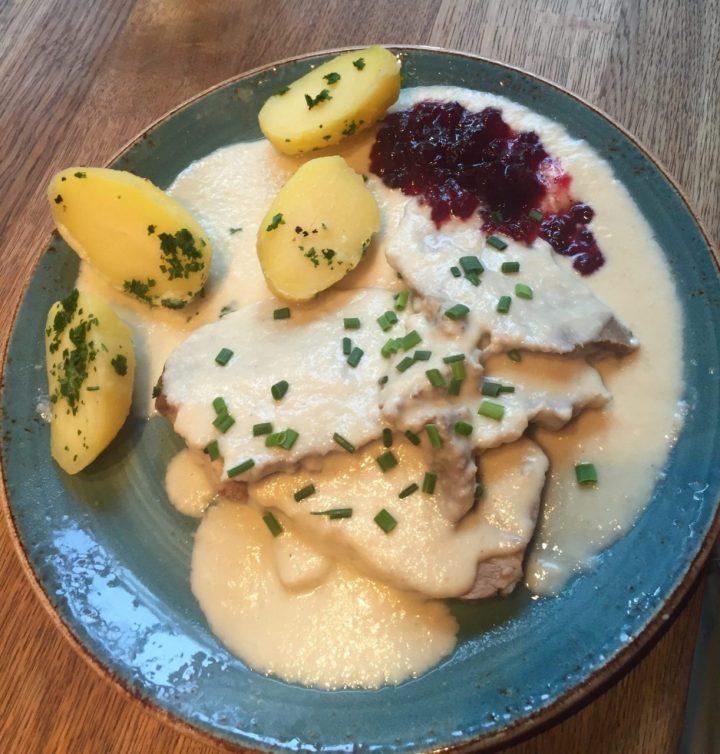 Tafelspitz, Beef with horseradish sauce