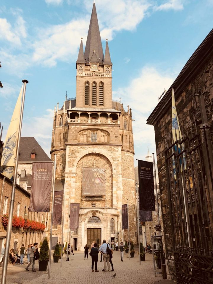 Achener Dom, Cathedral in Aachen
