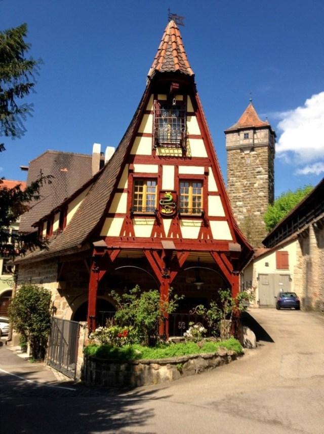 Alte Schmiede, Rothenburg o. T.