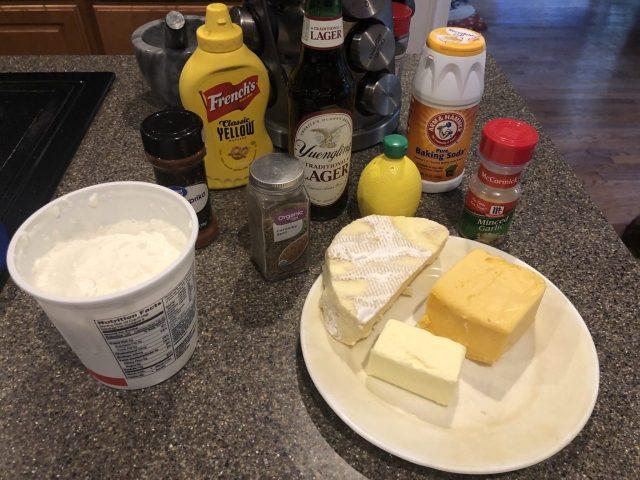 Kochkaese, or Bier Cheese, Schmelzkäse