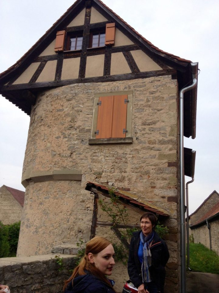 Dettelbach Watch tower, medieval tower